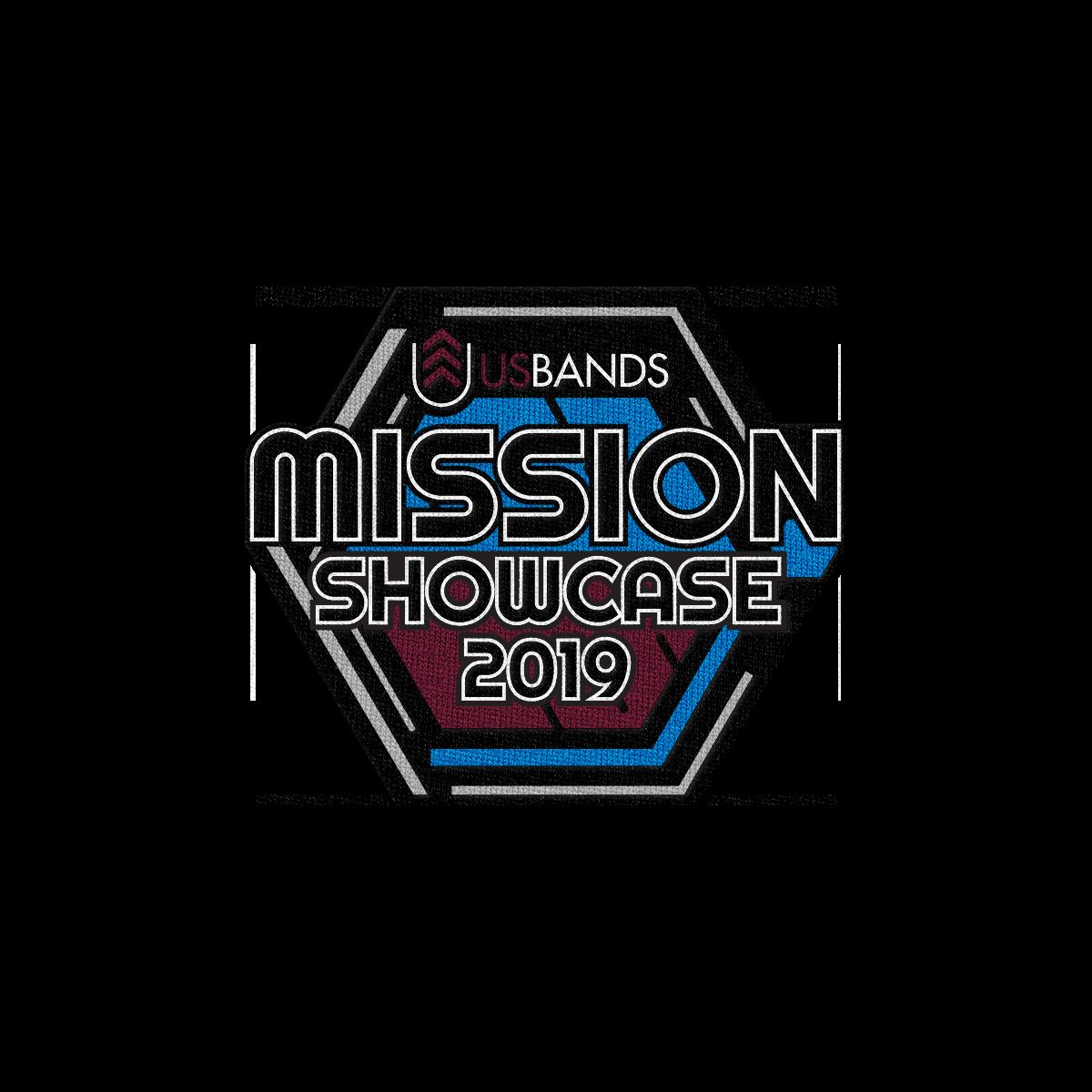 2019 USBands Mission Showcase Patch
