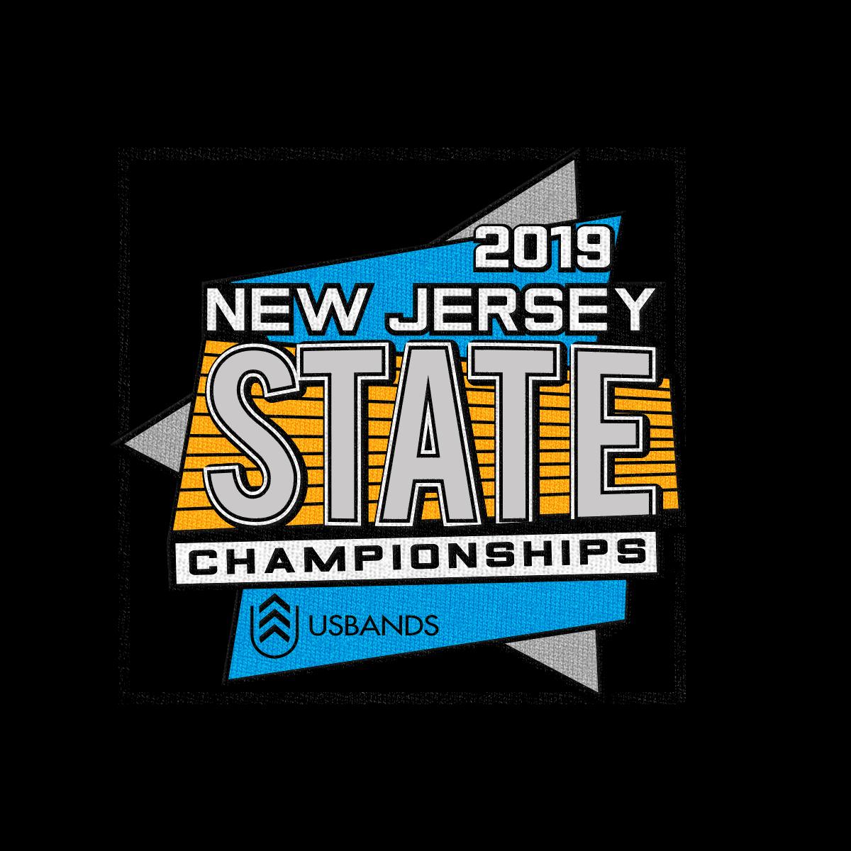 2019 USBands New Jersey State Championships Patch