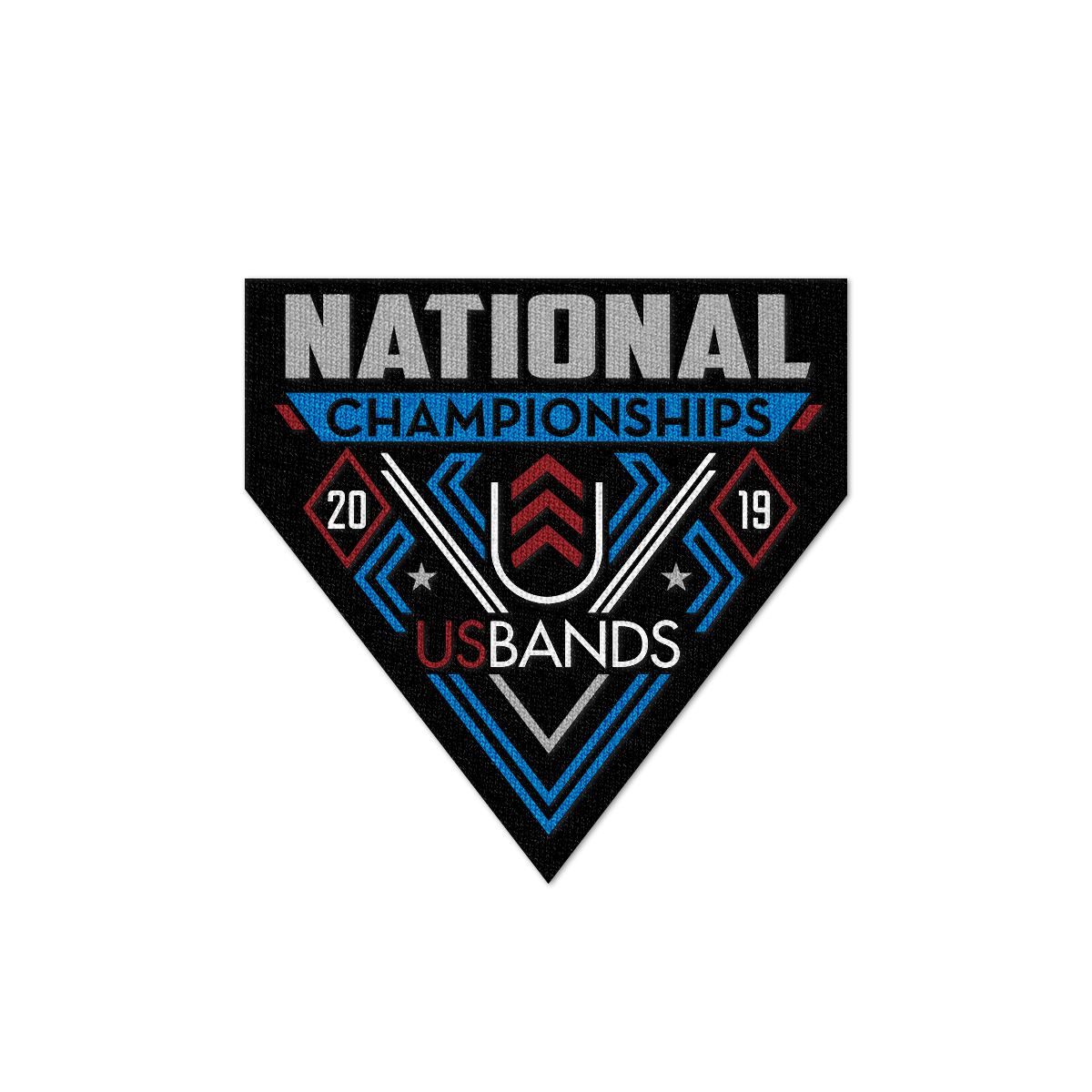 2019 USBands National Championships Patch