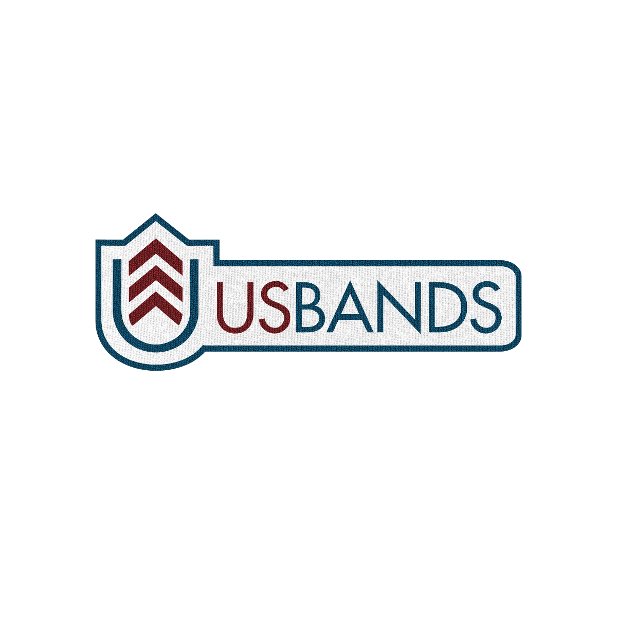 USBands Logo Patch