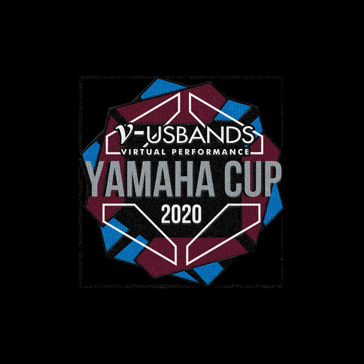 2020 V-USBands Yamaha Cup Patch