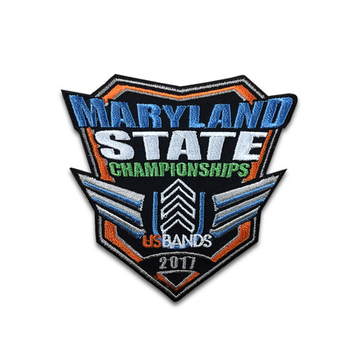 2017 USBands Maryland State Championship Patch
