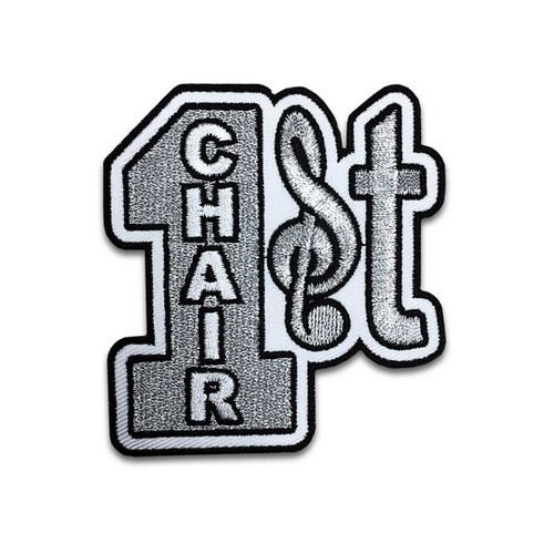 1st Chair Instrument Patch
