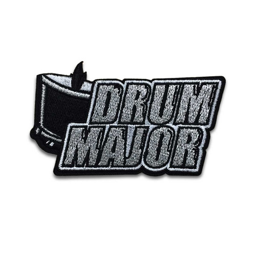 Drum Major Patch