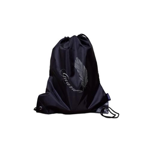 Guard Poly Metallic Drawstring Bag
