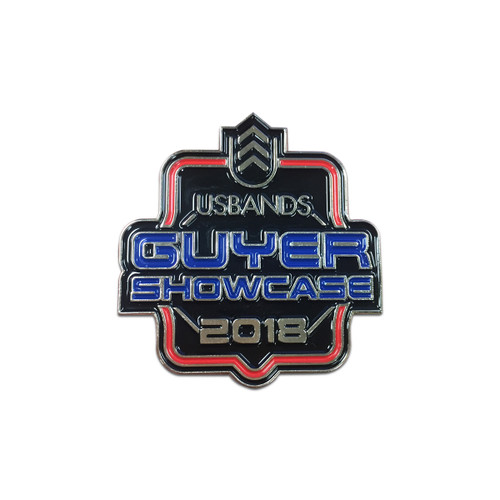 2018 Guyer Showcase Event Pin