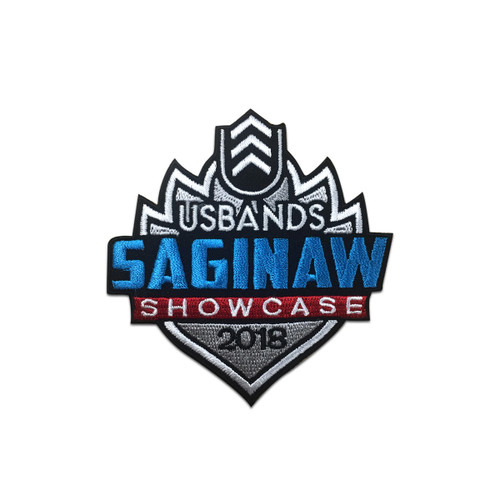 2018 USBands Saginaw Showcase Event Patch