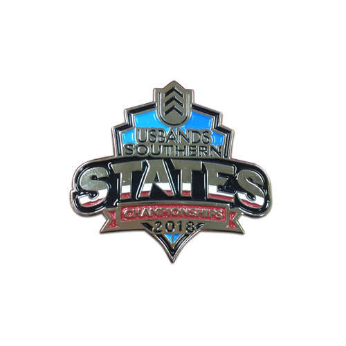 2018 USBands Southern State  Championship Event Pin