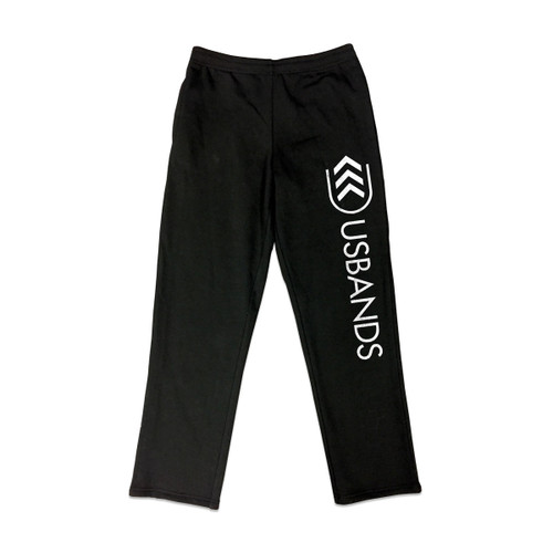 USBands Logo Black Pants