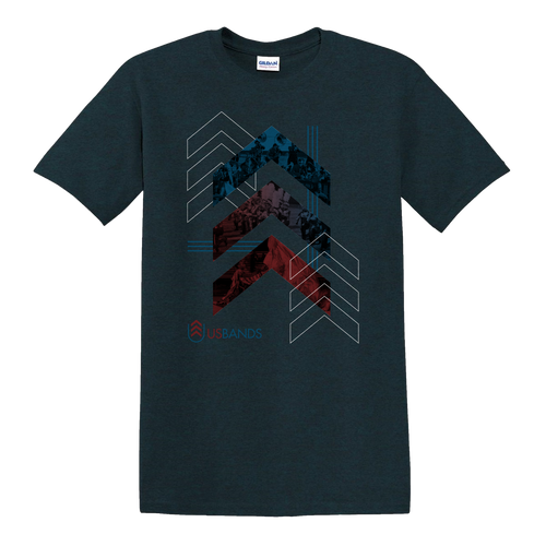 USBands Chevron T-Shirt