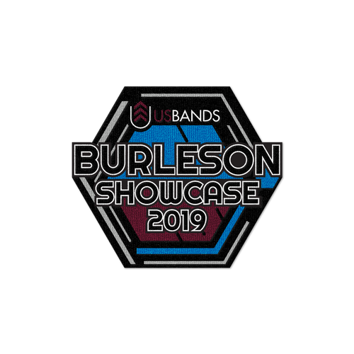 2019 USBands Burleson Showcase Patch