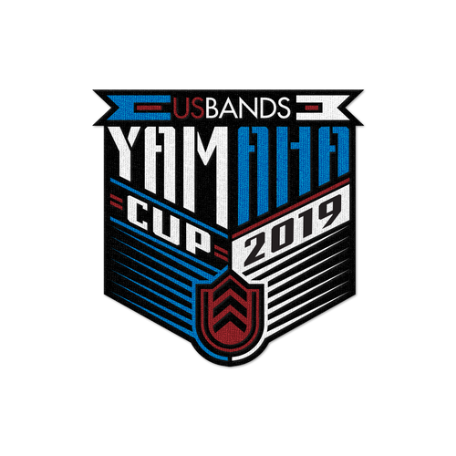 2019 USBands Yamaha Cup Patch