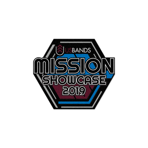 2019 USBands Mission Showcase Patch