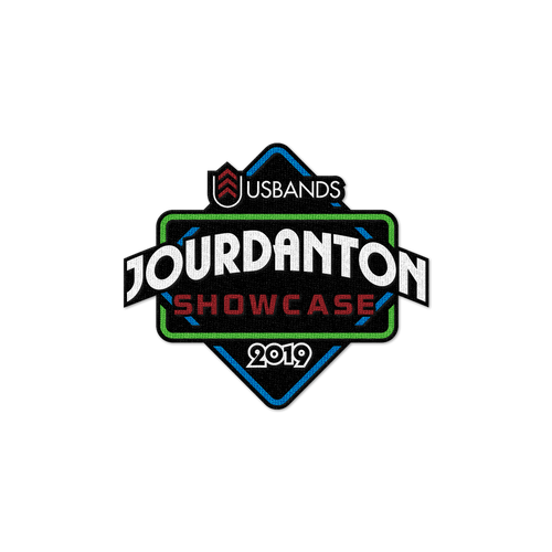 2019 USBands Jourdanton Showcase Patch