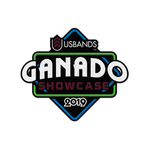 2019 USBands Ganado Showcase Patch