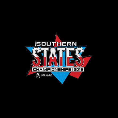 2019 USBands Southern States Championships Patch