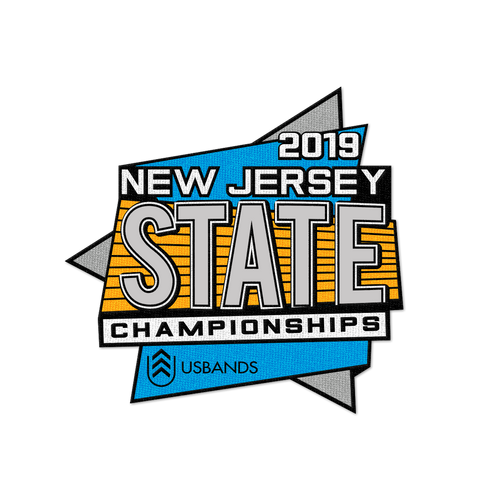2019 USBands New Jersey State Championships Patch