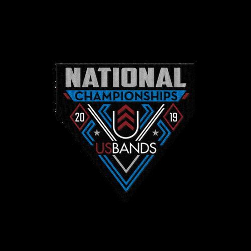 2019 USBands National Championships Patch