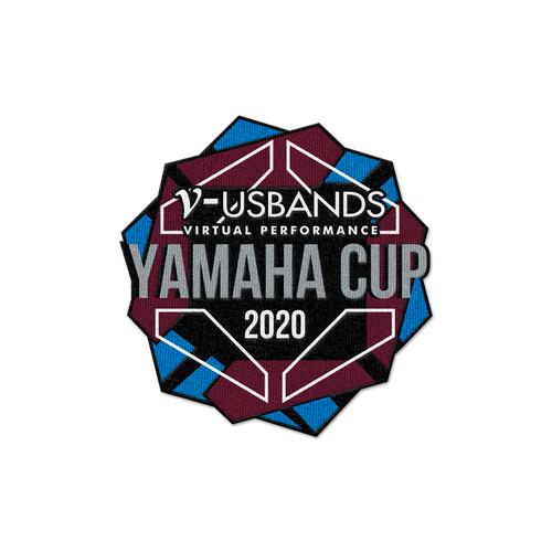 2020 V-USBands Yamaha Cup Patch