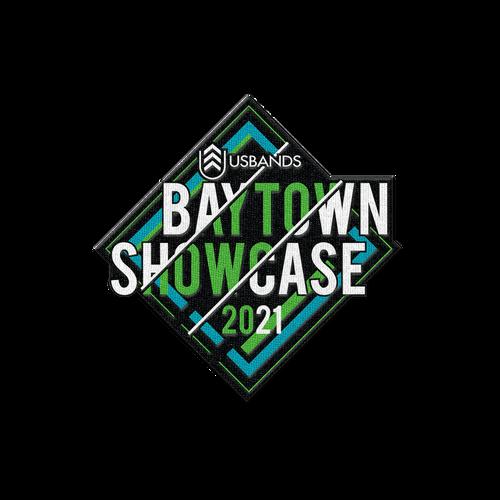 2021 USBands Baytown Showcase Patch