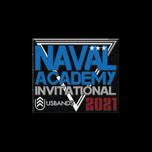 2021 USBands Naval Academy Invitational Patch