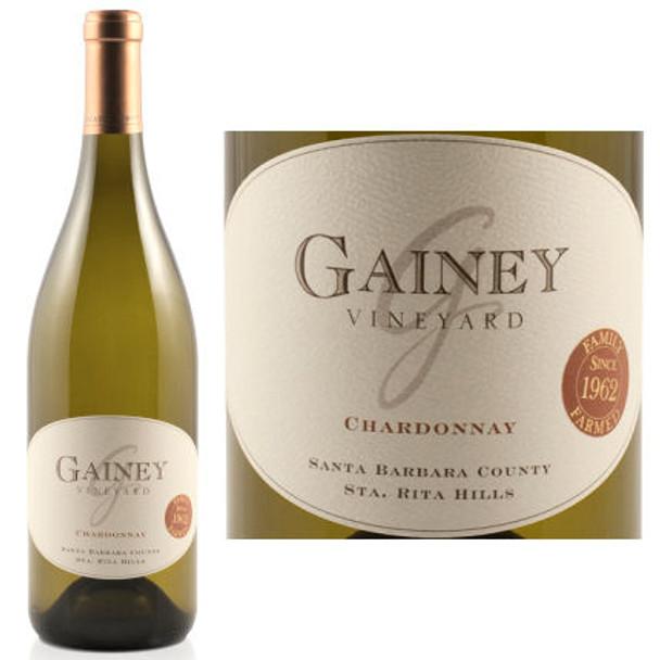 Gainey Sta. Rita Hills Chardonnay