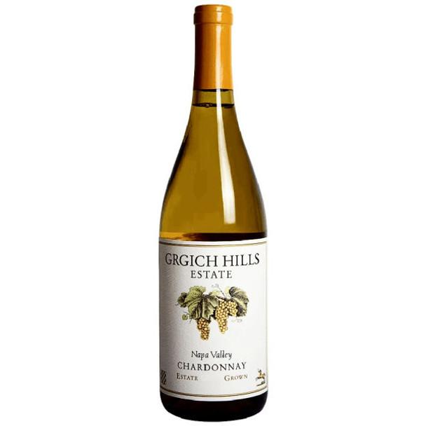 Grgich Hills Estate Napa Chardonnay