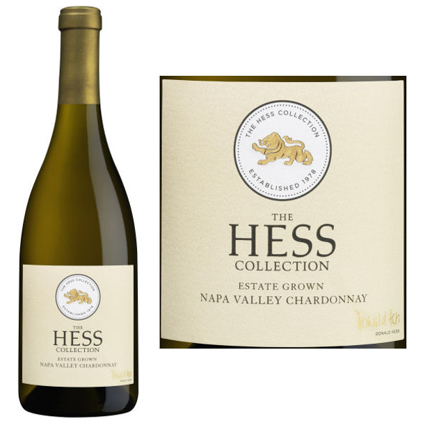 Hess Collection Napa Chardonnay