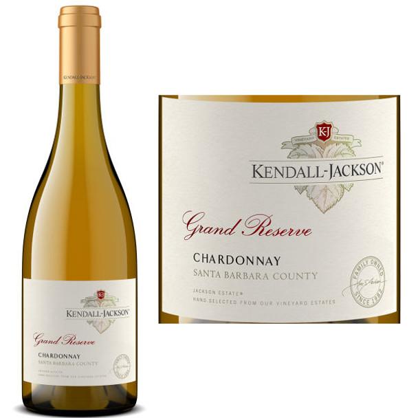 Kendall Jackson Grand Reserve Santa Barbara Chardonnay
