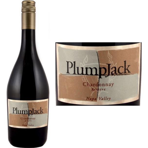 Plumpjack Reserve Napa Chardonnay