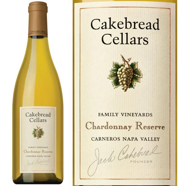 Cakebread Reserve Napa Chardonnay