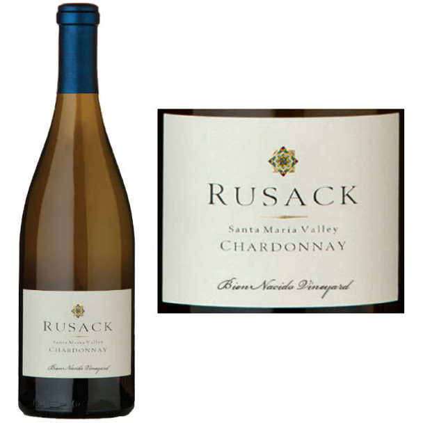 Rusack Bien Nacido Vineyard Santa Maria Chardonnay