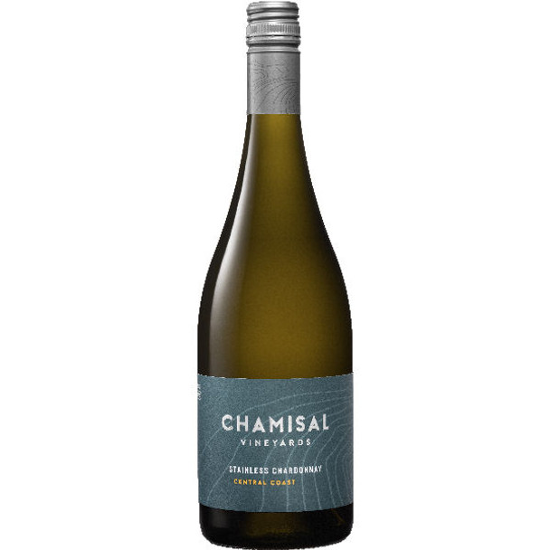 Chamisal Vineyards Central Coast Stainless Unoaked Chardonnay