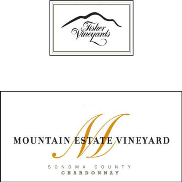 Fisher Mountain Estate Vineyard Sonoma Chardonnay