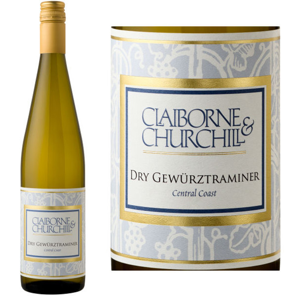 Claiborne & Churchill Central Coast Dry Gewurztraminer