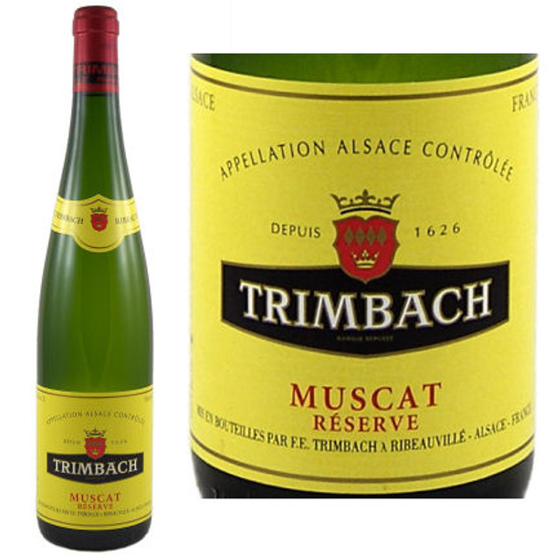 Trimbach Muscat Reserve
