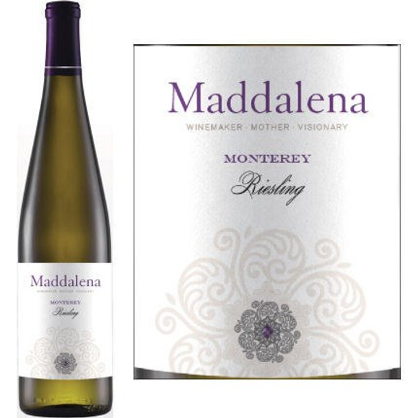 Maddalena Vineyard Monterey Riesling