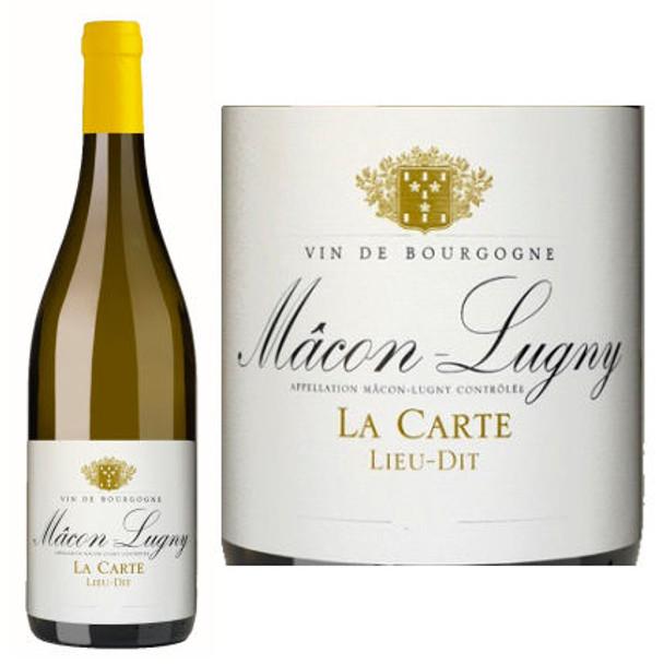 Cave de Lugny Macon-Lugny La Carte Chardonnay