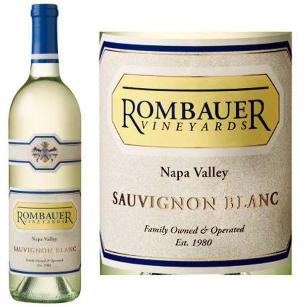 Rombauer Napa Sauvignon Blanc