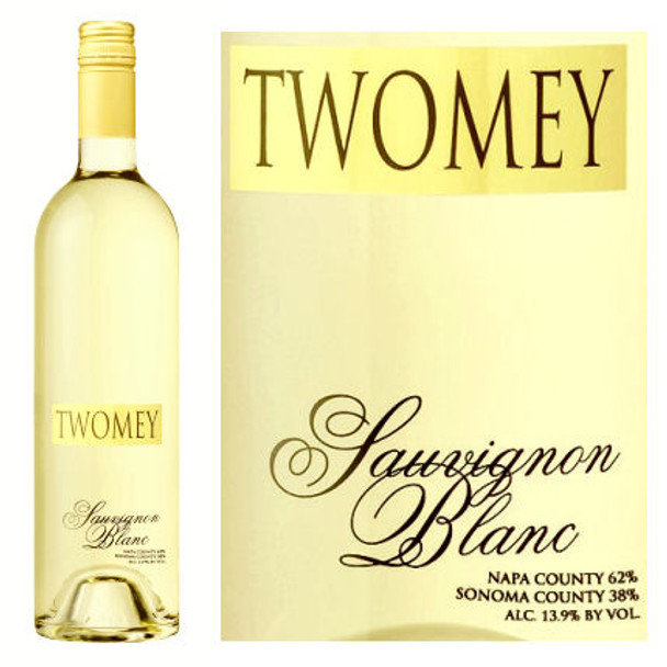 Twomey by Silver Oak Estate Sauvignon Blanc