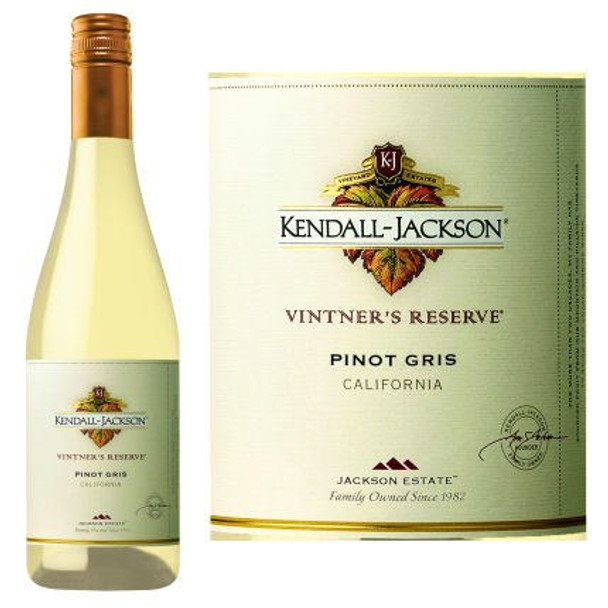 Kendall Jackson Vintner's Reserve Pinot Gris