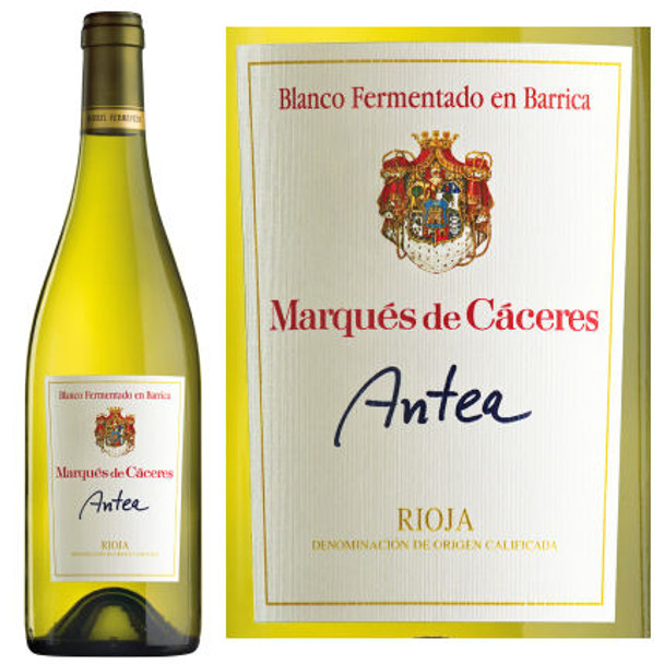 Marques de Caceres Antea Rioja Barrel Fermented White