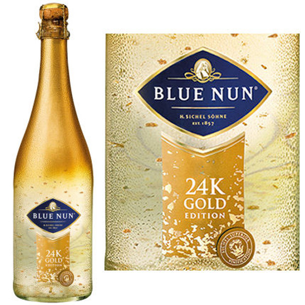 Blue Nun 24K Gold Edition Sparkling