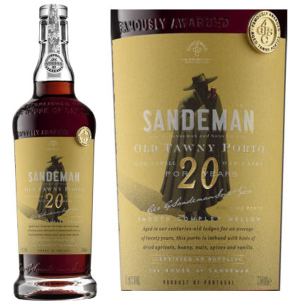 Sandeman 20 Year Old Tawny Port