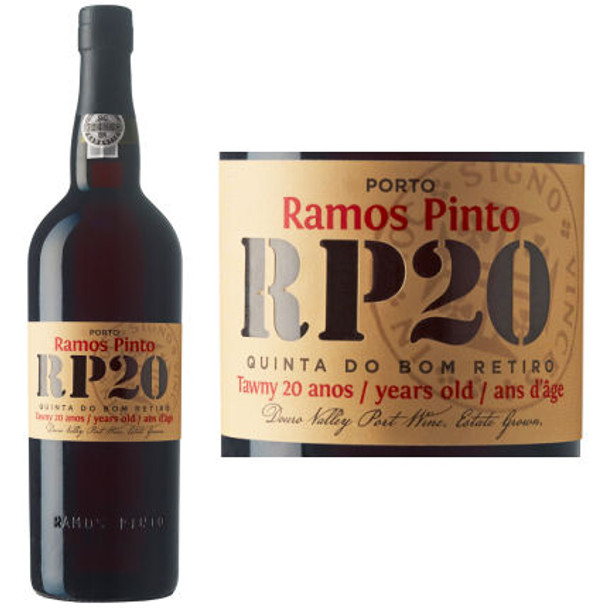 Ramos-Pinto Quinta do Bom Retiro 20 Year Old Tawny Port