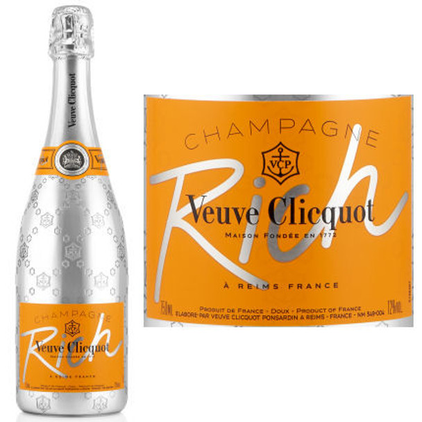 Veuve Clicquot Rich Blanc NV