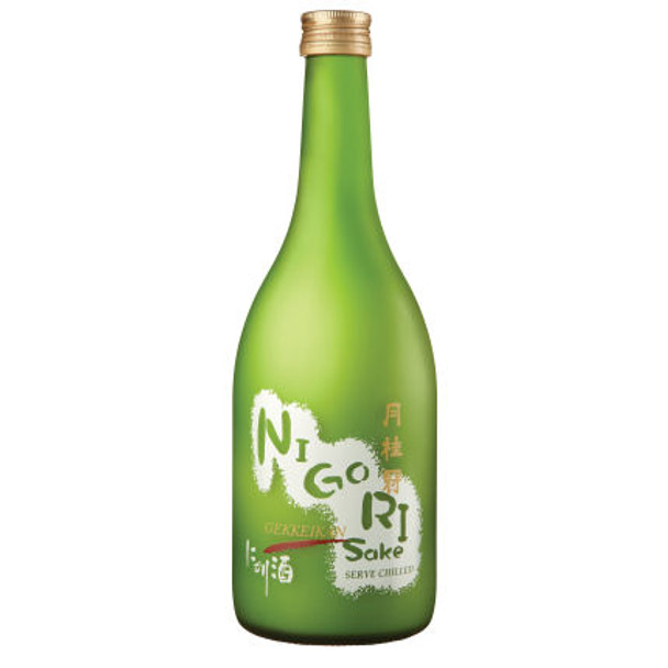 Gekkeikan Nigori Sake (Japan) 720ml