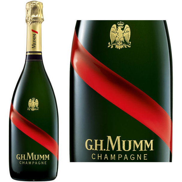 GH Mumm Grand Cordon Brut NV