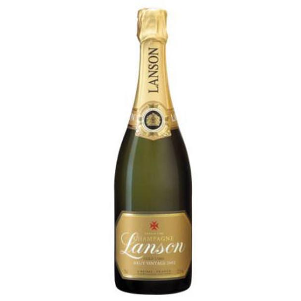 Lanson Gold Label Champagne