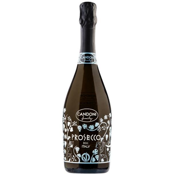 Candoni Prosecco Brut DOC NV (Italy)